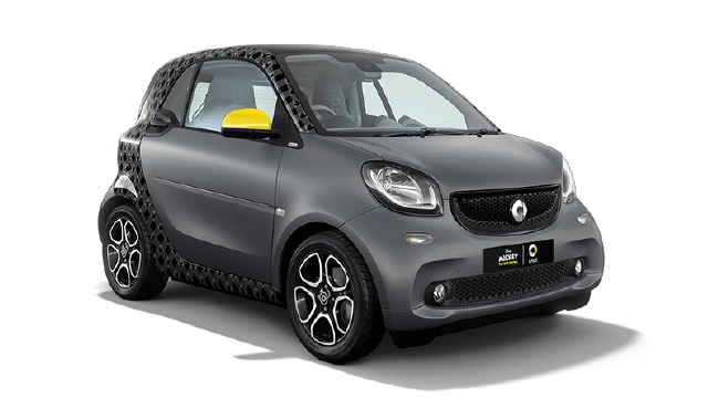 smart fortwo edition / MICKEY THE TRUE ORIGINAL